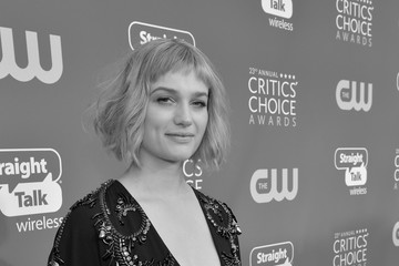 Alison Sudol The 23rd Annual Critics' Choice Awards - Red Carpet