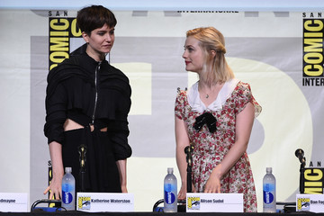 Alison Sudol Comic-Con International 2016 - Warner Bros Presentation