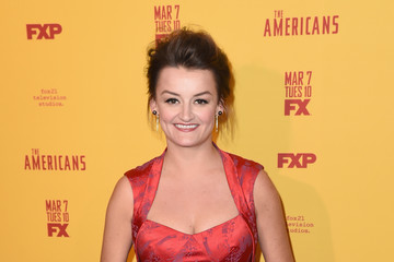 Alison Wright 'The Americans' Season 5 Premiere