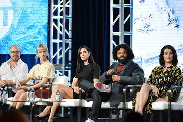 Alison Wright Daveed Diggs 2020 Winter TCA Tour - Day 9