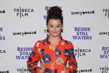 Alison Wright 'Beside Still Waters' Premieres in NYC