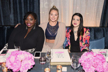 Alissa Wilson Glamour & Lane Bryant Celebrate New Collaboration and Collection