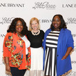 Alissa Wilson Lela Rose Personal Appearance At Lane Bryant Herald Square