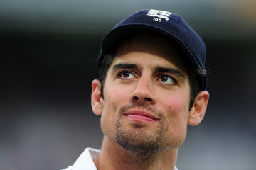 Alistair Cook England v New Zealand: 1st Investec Test - Day Five