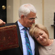 Maggie Darling Alistair Darling To Deliver His Final Budget Before The General Election