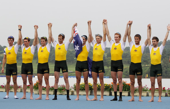World Rowing Championships: Day 6