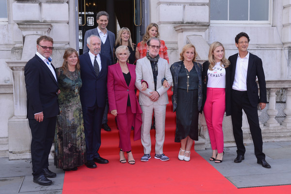 'The Wife' UK Premiere - Red Carpet Arrivals