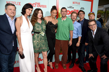 Allen Covert Premiere of Netflix's 'The Do Over' - Red Carpet