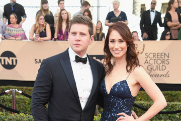Allen Leech 23rd Annual Screen Actors Guild Awards - Arrivals