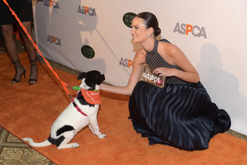 Allie Rizzo ASPCA Hosts 20th Annual Bergh Ball Honoring Linda Lloyd Lambert Hosted by Isaac Mizrahi With Music by Samantha Ronson - Arrivals