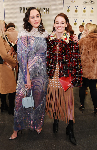 IMG NYFW: The Shows 2020 Partners - February 8