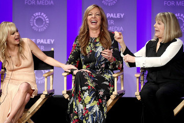 Allison Janney Anna Faris The Paley Center For Media's 35th Annual PaleyFest Los Angeles - 'Mom' - Inside