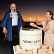 Allison Janney Nobu Los Cabos Official Hotel Launch And Sake Ceremony