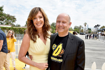 Allison Janney Premiere of Universal Pictures and Illumination Entertainment's 'Minions' - Red Carpet