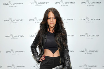 Allison Melnick Love, Courtney by Nasty Gal Launch Party