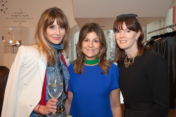 Allison Speer Barneys New York Hosts a Private Luncheon For Lisa Perry