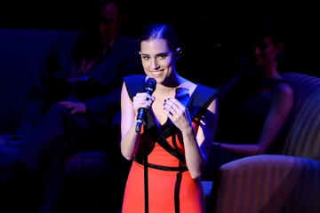 Allison Williams Great American Songbook Event Honoring Bryan Lourd - Inside