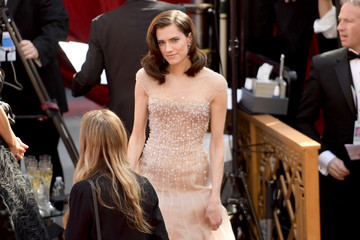 Allison Williams 90th Annual Academy Awards - Fan Arrivals