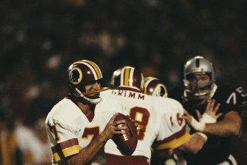 Joe Theismann Allsport USA Edit And Rescans DI