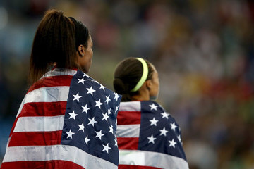 Allyson Felix Athletics - Olympics: Day 15
