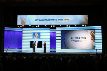 Allyson Felix Team USA Awards Presented by Dow