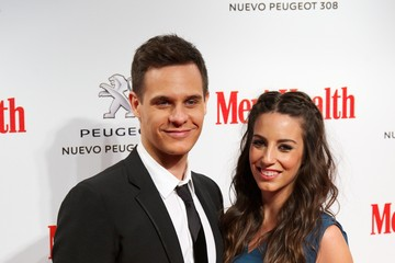 Almudena Cid Arrivals at the Men's Health Awards
