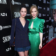Alona Tal L.A. Special Screening Of A24's 'Skin' - Red Carpet