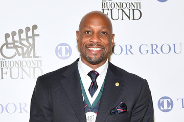 Alonzo Mourning 32nd Annual Great Sports Legends Dinner To Benefit The Miami Project/Buoniconti Fund To Cure Paralysis - Arrivals