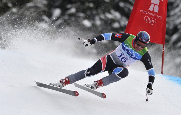 Aksel+Lund+Svindal in Alpine Skiing - Day 4