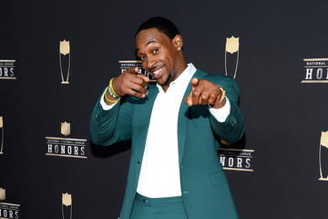 Alshon Jeffery 8th Annual NFL Honors - Arrivals