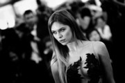 This image was processed using digital filters)  An alternative view of Liliana Matthaeus as she attends the Opening Ceremony And 'Gravity' Premiere during the 70th Venice International Film Festival on August 28, 2013 in Venice, Italy.