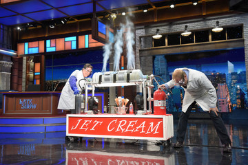 """Alton Brown CBS's """"The Late Show with Stephen Colbert"""" - Season Two"""