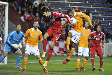 Alvaro Fernandez Houston Dynamo v Chicago Fire - Knockout Round