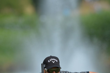 Alvaro Quiros BMW International Open: Day 2