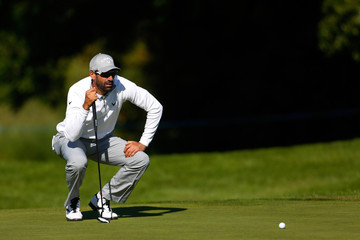 Alvaro Quiros The Irish Open: Day 2