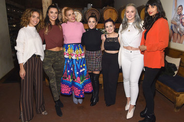 Aly Raisman Iskra Lawrence Aerie Celebrates #AerieREAL Role Models In NYC