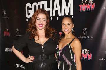 Alysha Umphress Gotham Magazine Celebrates Misty Copeland's Broadway Debut In On The Town