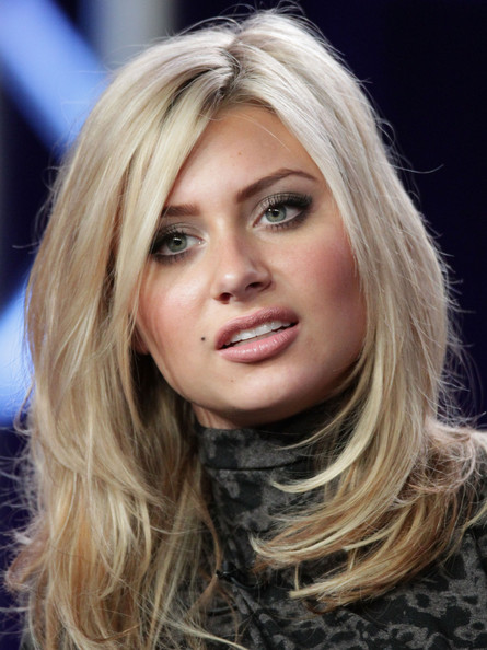 Alyson Michalka Actress Aly Michalka speaks during the 'Kick-Ass Women Of ...