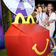Alyson Hannigan McDonald's Treats Guests To Happy Meals At The 'Toy Story 4' Premiere After Party