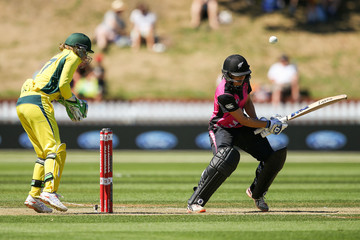 Alyssa Healy Womens T20 - New Zealand v Australia