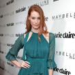 Alyssa Sutherland Marie Claire Celebrates 'Fresh Faces' with an Event Sponsored by Maybelline - Arrivals