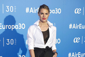 Amaia Salamanca 'Air Europa' 30th Anniversary Event in Madrid