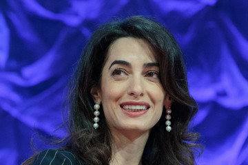 Amal Clooney 17th Annual Texas Conference for Women