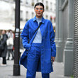 Amalie Gassmann Acne Studio: Outside Arrivals - Paris Fashion Week - Menswear F/W 2019-2020
