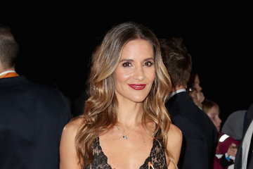 Amanda Byram Pride Of Britain Awards - Red Carpet Arrivals