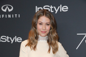 Amanda Crew Hollywood Foreign Press Association and InStyle Celebrate the 75th Anniversary of the Golden Globe Awards - Arrivals