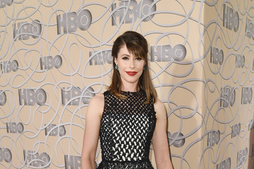 Amanda Crew HBO's Official Golden Globe Awards After Party - Red Carpet