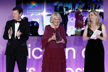 Amanda Foreman The Duchess Of Cornwall Presents The 2016 Man Booker Prize