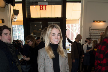 Amanda Hearst Gabriela Hearst - Front Row - February 2018 - New York Fashion Week