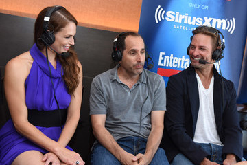 Amanda Righetti SiriusXM's Entertainment Weekly Radio Channel Broadcasts From Comic-Con 2016 - Day 1